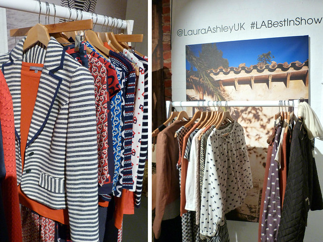 #labestinshow Laura Ashley SS14 press day