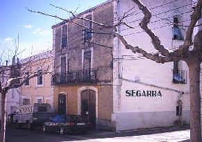 Destilería de Julián Segarra en Chert