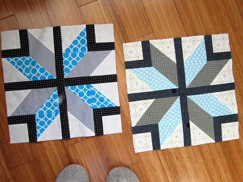 Grace circle bee blocks