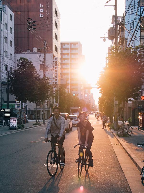 大阪漫遊 大阪單車遊記 大阪單車遊記 11003383804 8c888fb721 c