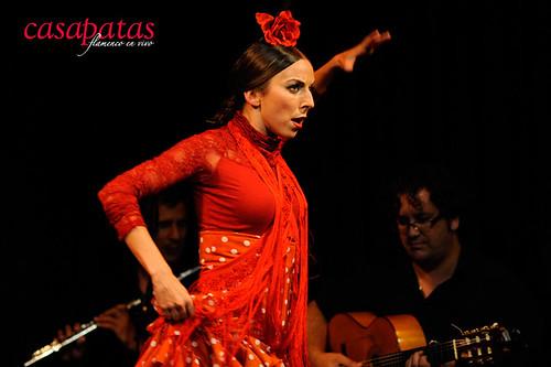 Mariana Collado será protagonista durante la semana. Foto: Martín Guerrero