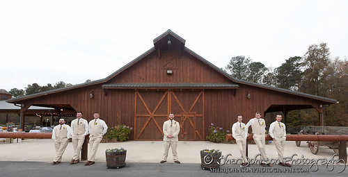 Havilah & Beau Wedding The Reid Barn Cumming GA