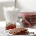 kakaós-kardamomos keksz