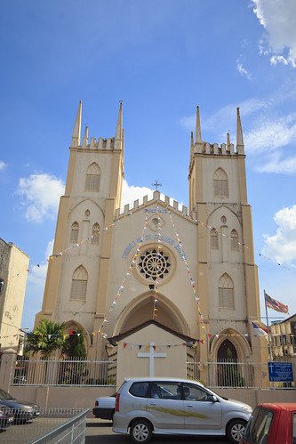 gereja st. francis xavier