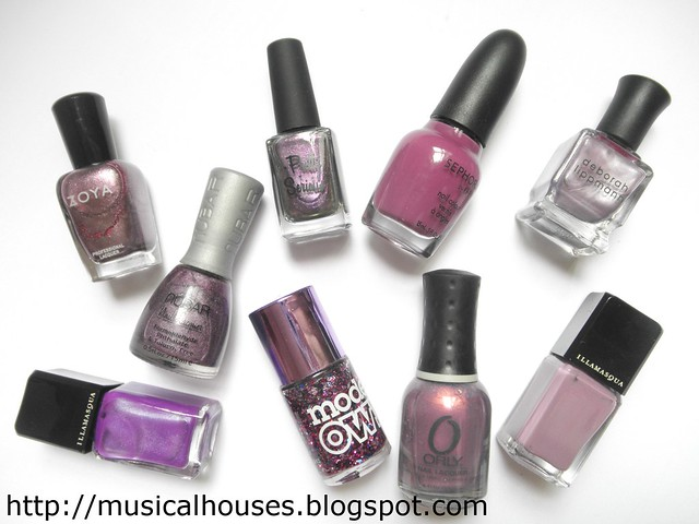Radiant Orchid Pantone Color of the Year Beauty Nail Polish