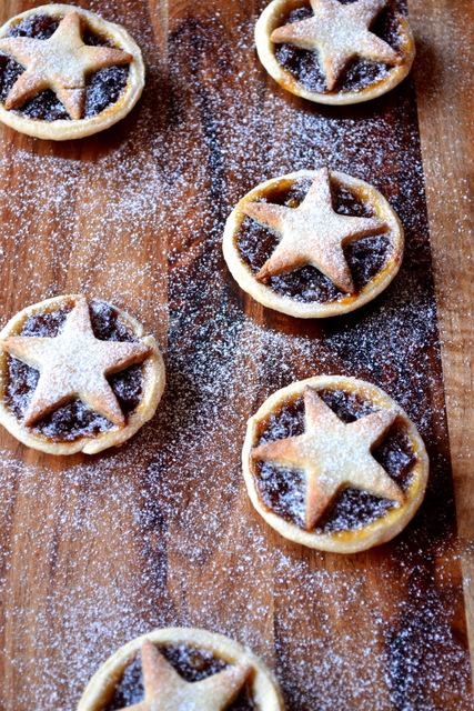Marzipan Mince Pies Recipe (1)
