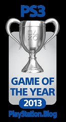 PS.Blog Game of the Year 2013 - PS3 Silver