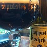 ベルギービール大好き!!ロッシュフォール10Rochefort 10@CraftBeerBASE