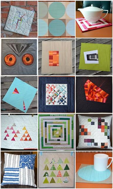 Mini Quilts, 2013