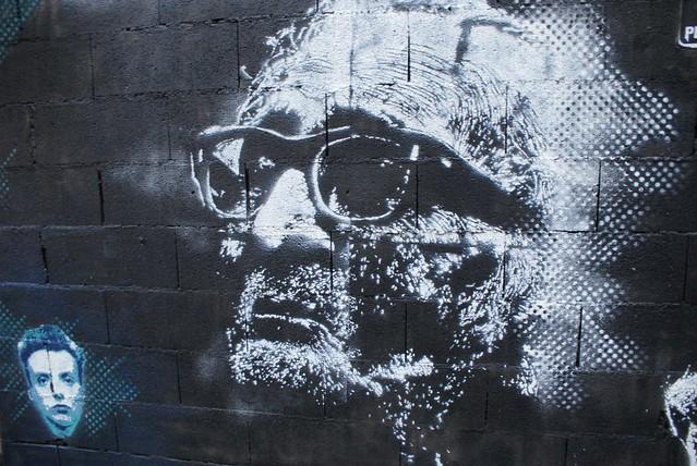 Art de rue à Lyon