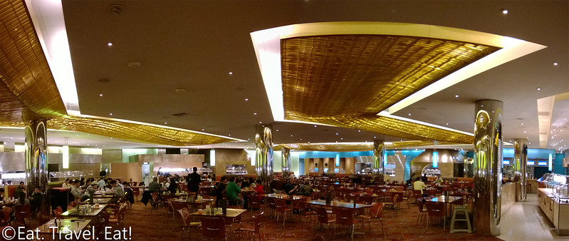 Cravings Buffet (The Mirage)- Las Vegas, NV: Interior Panorama