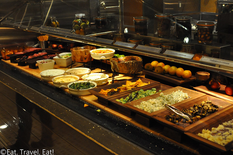 Cravings Buffet (The Mirage)- Las Vegas, NV: Deli Section
