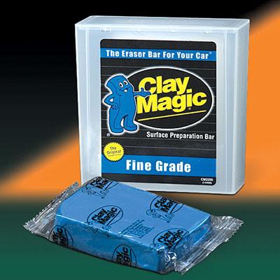 Auto Magic Clay Magic Detailing Clay Fine Grade