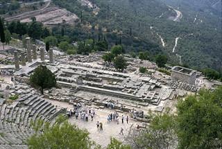 Delphi:  site view
