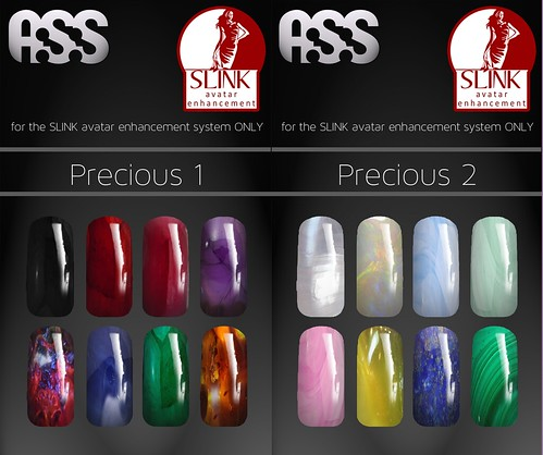 A:S:S - SLINK nail appliers by Pho Vinternatt