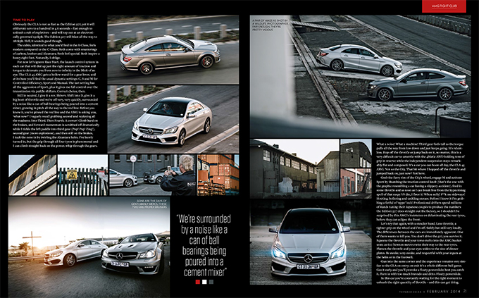 Desmond Louw car automotive photography feature in TopGear magazine South Africa dna photographers 04