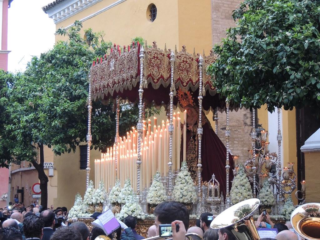 Hermandad de la Sagrada Lanzada, Sevilla