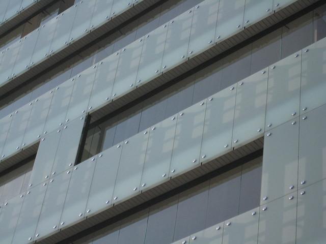 Fachadas y techos de cristal vidreglass - Fachada de cristal ...