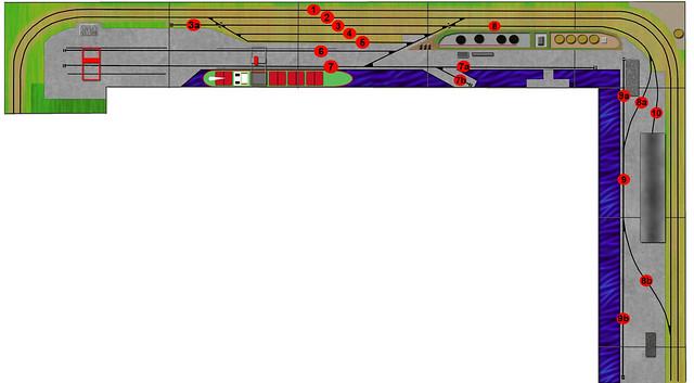 Rail-spel