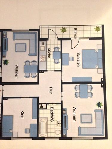 wohnungen provisionsfrei in krefeld mieten. Black Bedroom Furniture Sets. Home Design Ideas