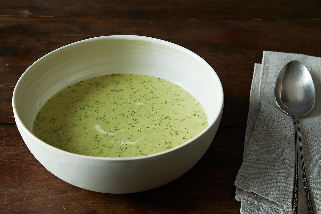 Jane Grigson's Celery Soup from Food52