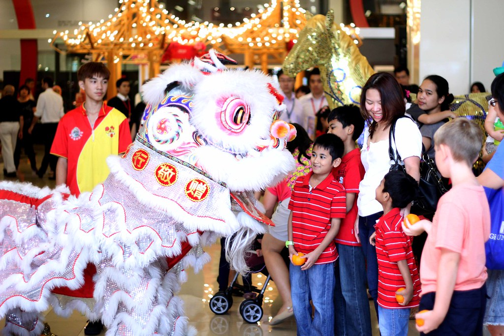 Avenue K - Lion Dance performance (12)