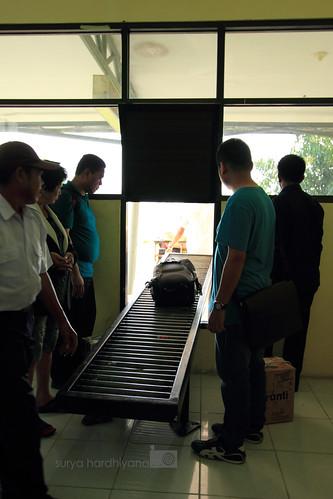 Bagasi Service di Bandara Sibolga