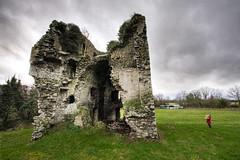 Ceann-atha-fada, 'the head of the ford' castle
