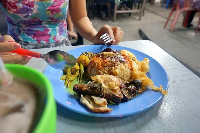 rebeccasaw penang halal food - nasi tomato batu lanchang