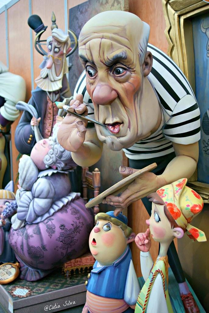 Fallas 2014 - Exposición del Ninot  (28)