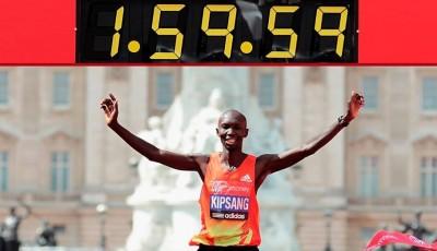 Je maraton pod 2 hodiny na spadnutí?