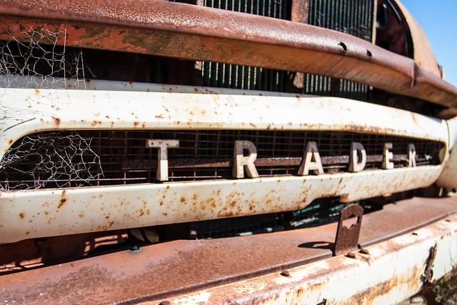 Trader truck