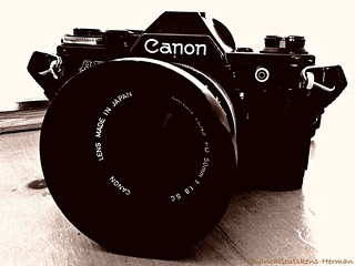 Old Canon Camera