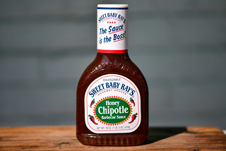 Sauced: Sweet Baby Ray's Honey Chipotle Barbecue Sauce