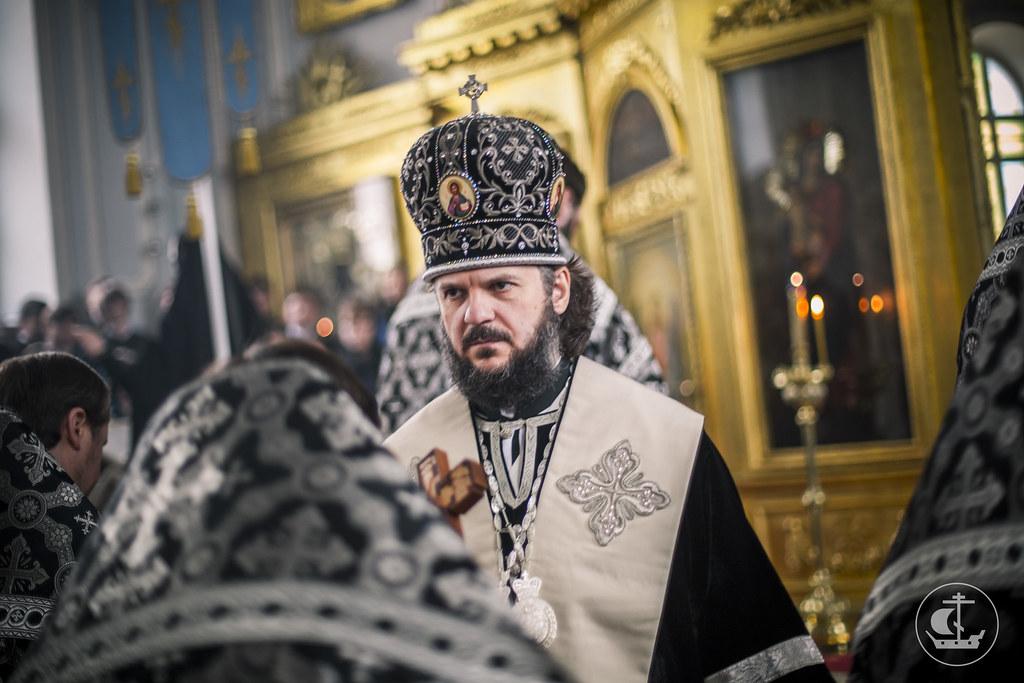 5 марта 2014, Литургия Преждеосвященных Даров / 5 March 2014, Divine Liturgy of the Presanctified Gifts