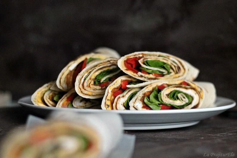 omleta in lipie 3