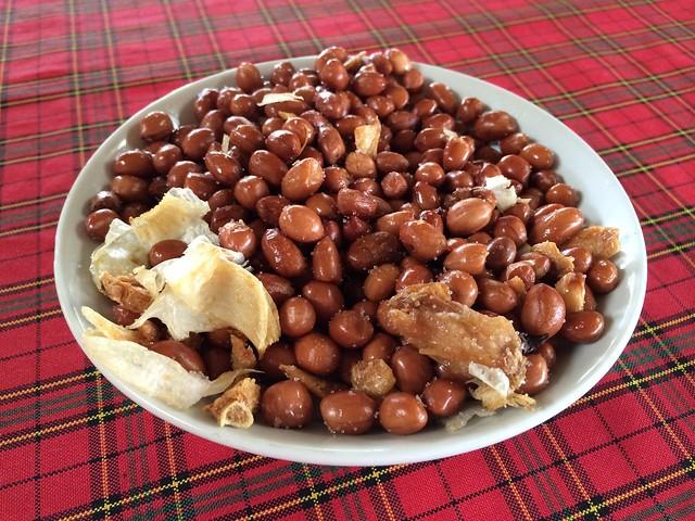 Peanut adobo - Villa Escudero