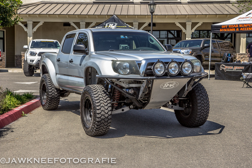 Mark S 2005 Tacoma Prerunner Build Dmz Fab Built
