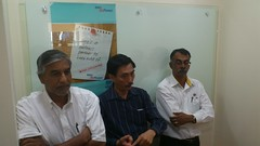Nube Ipoh - BC MEETING WITH MEMBERS AT RHB TASEK 18.03.2014