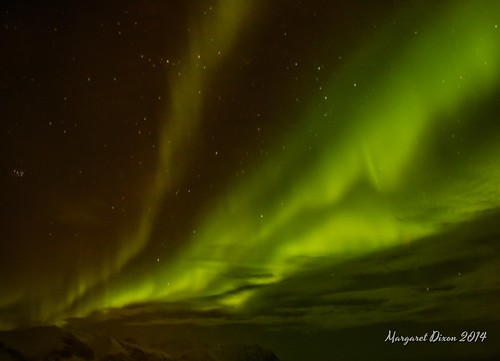 Aurora over Northern Norway.