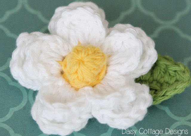 Beautiful Crochet Daisy Pattern