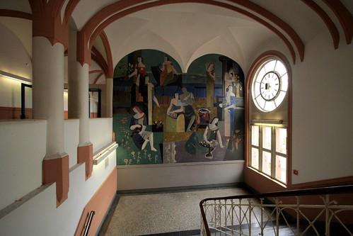 Eberhard Schlotter, Viktoriaschule, Darmstadt