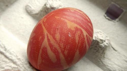 Tie Dyed Eggs 32