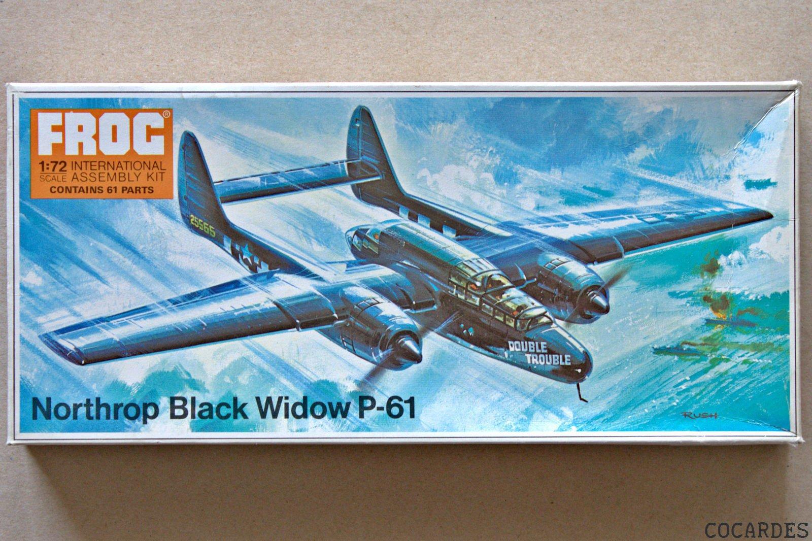 [BILEK/FROG] Northrop P61 Black Widow 13803850103_57388279ed_o
