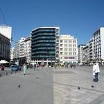 Afbeelding van Omonia Square. 2014 lente griekenland greece ελλάδα ελλάσ athens athene αθήνα omonio square πλατεία ομονοίασ spring
