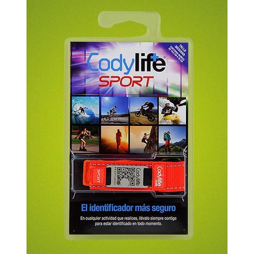 Codylife Sport: si vas a hacer deporte solo, vete identificado