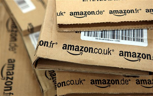 Amazon UK offer fast delivery direct to home or work