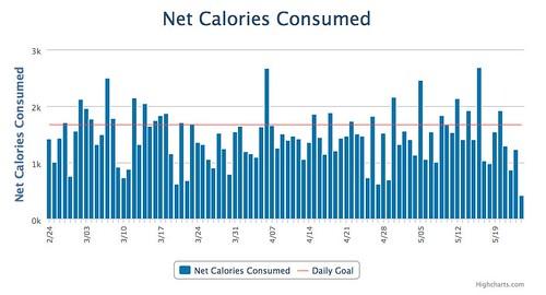 2014 Net Calories