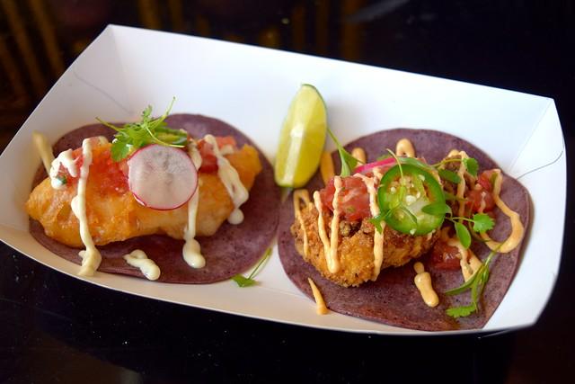 Breddos Tacos at Dinerama
