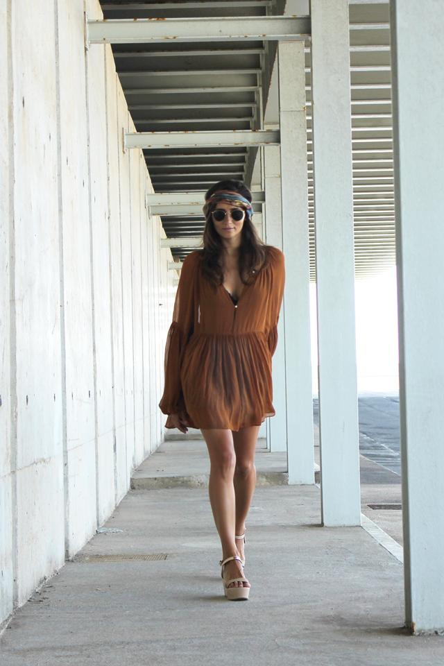 boho summer dress coohuco 9